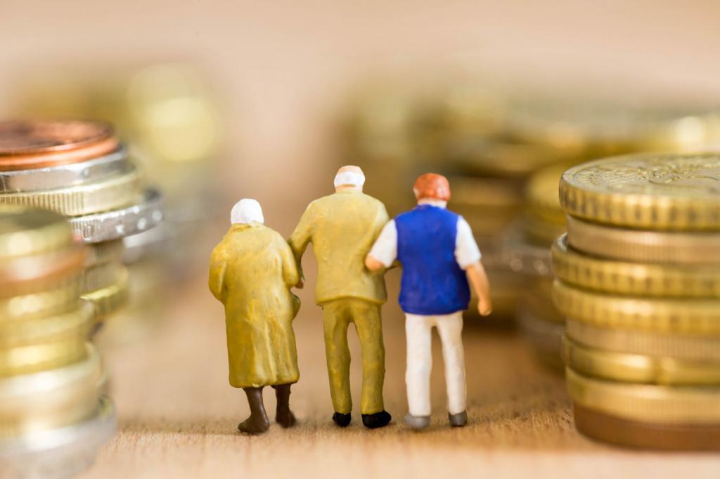 Пенсионные фонды